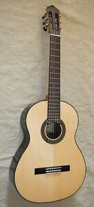 Kenny Hill 640 estudio short scale classical guitar / spruce top