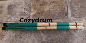 COZYDRUM PRO ROD DRUM STICKS Hand made British Custom rods Bamboo