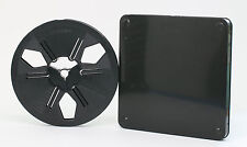 Super 8mm Movie Film Reel in Vented Storage Case 400 Ft. Auto Loading, Archival