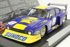 RACER SIDEWAYS FORD CAPRI 2013 NORTH AMERICAN CHAMPIONSHIP NEW 1/32 SLOT CAR