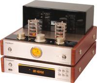Madison Vintage Système Audio MAD-TA20BT Système Compact Ampli Hybride
