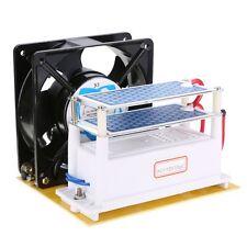 Heavy Duty Ozone Generator 110v 10g/H Ceramic Plate Sterilizer Fan Air Purifier