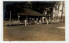GOLF CLUB HOUSE, PINE GROVE SPRINGS HOTEL: New Hampshire USA postcard (C29632)