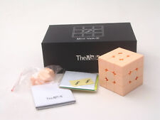 QY The Valk mini 3x3x3 Limited Edition Twist Puzzle Intelligence Toy Rose powder