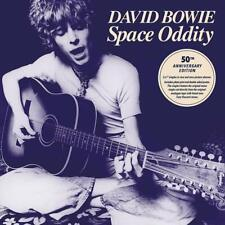"""BOWIE DAVID SPACE ODDITY (50TH ANNIVERSARY ) 2 VINILI 7"""" BOXSET LTD.ED. NUOVO"""