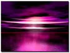 SHEEN Purple 6040cm Large wall art canvas print artwork home living room kitchen
