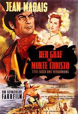 DER GRAF VON MONTE CHRISTO (1954) * with switchable English subtitles *
