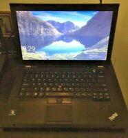Lenovo Thinkpad T430s Intel Core i5 3320M 2.60GHZ 4GB RAM 240GB SSD Win10 x64