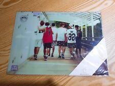KPOP BTS 1st FAN MEETING Official Goods A4 size Binder File / Big start Enter