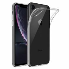 Wholesale x10 Ultra Thin TPU Clear Gel Cases Covers for iPhone XR Bulk Job Lot