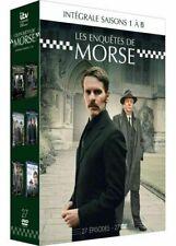 Les Enquêtes de Morse - Intégrale Saisons 1 à 6 (Coffret DVD, 2019)