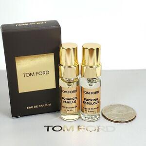 Tom Ford perfume box set Tobacco Vanille   Free Ship