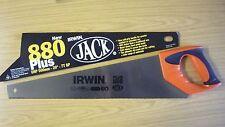"2X Irwin Jack 880 Universal 20"" 500mm Hand Wood Saw 7T-8P  WOOD CUTTING"