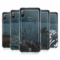 HEAD CASE DESIGNS LANDSCAPE HORIZONS SOFT GEL CASE FOR HTC PHONES 1