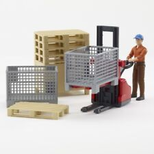 Bruder 62200 Figurenset Logistik