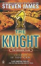 The Knight (The Patrick Bowers Files, Book 3) by James, Steven, Good Book