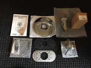 Hansgrohe Interaktiv S Thermostatic Trim Set 06884000 Chrome NEW