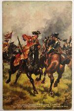 Antique Raphael Tuck Postcard - Fighting Regiments