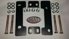 79-04 MUSTANG K-MEMBER 1/2 Spacer/Shim with Hardware 6061 Aluminum Coyote Swap