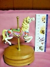Beauiful Carousel Horse Musical