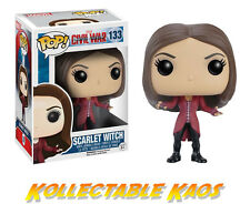 Captain America: Civil War - Scarlet Witch Pop! Vinyl Figure
