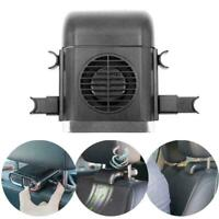 5V USB Car Seat Back Fan 3-Speed Silent Cooling Mini Pole M4P3 Headrest Fan A9V5