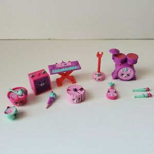 Shopkins Happy Places Decorator's Pack PRINCESS Kitty Dance Hall complete