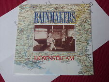 "Rainmakers:  Downstream   7""  NM ex shop stock + press release"