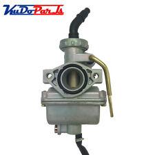 PZ22 Carburetor 49cc 70cc 90cc 100cc 110cc 125cc Coolster NST Carb ATV Go kart
