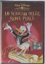 LO SCRIGNO DELLE SETTE PERLE  DVD DISNEY Z3 DV 0123 SIGILLATO!!!