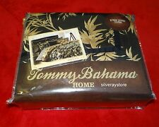 Tommy Bahama AMBER ISLE 2 piece Queen Duvet Cover + Standard Sham