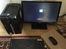 Dell  Desktop-UDHSKVT2.50GHZ  Computer Intel Celeron 4GB RAM+SCREEN WINDOW 10