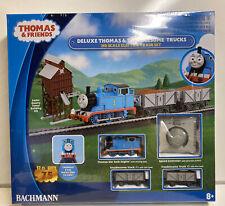 Bachmann HO Scale Thomas & Friends Deluxe Thomas & Troublesome Trucks Train Set