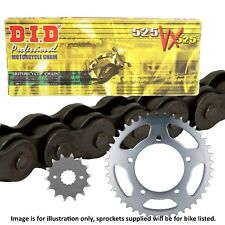 Suzuki GSF650 L0,L1 Bandit 10-11 Heavy Duty O-Ring Chain and Sprocket Kit