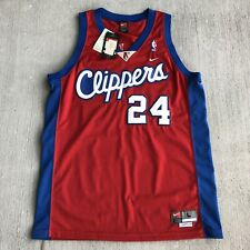 NWT Los Angeles Clippers Andre Miller Red Basketball Nba Swingman Nike Jersey 24
