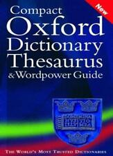 Compact Oxford Dictionary, Thesaurus, and Wordpower Guide,Sara Hawker, Catherin