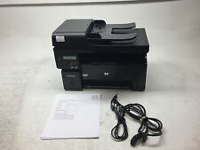 HP LaserJet M1212nf MFP All-In-One Laser Printer w/ Toner 6k Page Count NO Tray