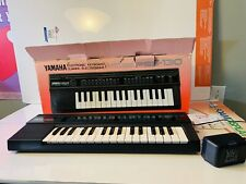 Yamaha Pss 130 Portasound Electric Keyboard Synthesizer FULLY FUNCTIONAL.