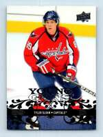 2008-09 Upper Deck Young Guns Tyler Sloan RC #498