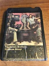 DOOBIE BROTHERS TOULOUSE STREET RARE 8 TRACK TAPE TESTED LATE NITE BARGAIN!