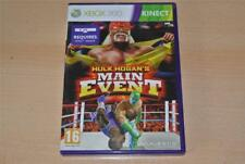Hulk Hogan's Main Event Xbox 360 (Kinect Required) UK PAL