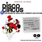 Disco Circus (SEALED 2xCD) Crazy P Franz Ferdinand Bent Chic James Yuill Monet
