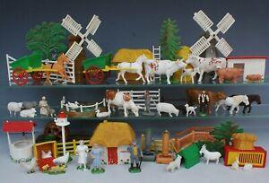 F G Taylor & Sons Plastic FARM Series Multi-Buy ~ Huge Choice of 40 Models...!!
