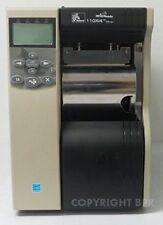 Zebra 110Xi4 (203dpi) Label Printer w/ Rewind, Ethernet & WiFi  PN 112-8K1-00270