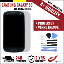 A+ LCD SCHERM/ÉCRAN BLACK & SCREEN GUARD + TOOLS FOR SAMSUNG GALAXY S3 I9300