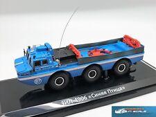 ZIL 4906 Blue Bird DiP models resin 249060  1:43
