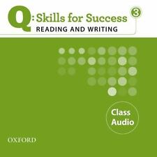Q - Skills for Success - Reading and Writing No. 3 by Marguerite Anne Snow and