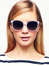 $155 KATE SPADE New York SHAWNA Pale Lavender 01W7 Y7 SUNGLASSES Free Shipping