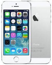 APPLE IPHONE 5S 16GB SILVER GRADO A/B+ ACC  SMARTPHONE  CELLULARE RICONDIZIONATO