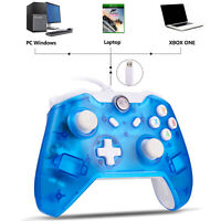 Long USB Wired Controller Gamepad For Microsoft Xbox One Raspberry Pi Windows PC
